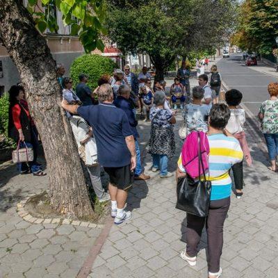 városnéző séta borítókép