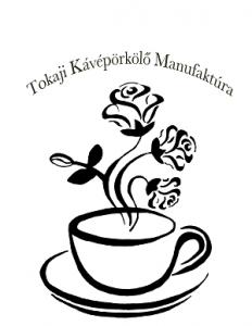Kávépökölő logo