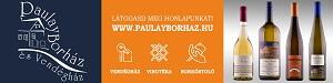Paulay Borház logo