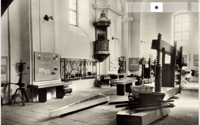 a tokaji ortodox templom, mint helytörténeti gyűjtemény