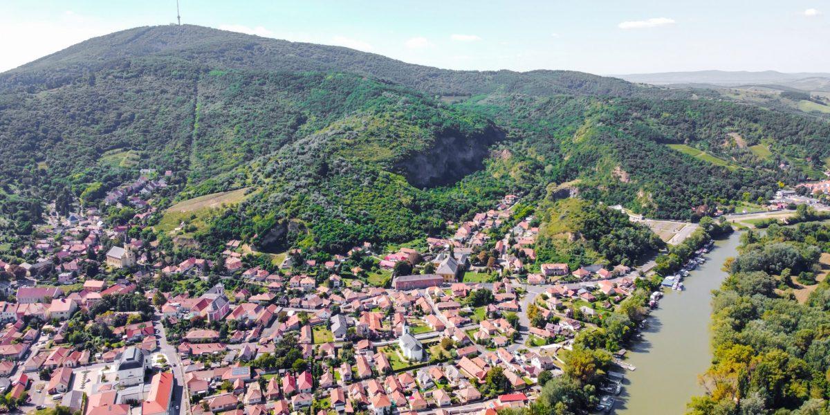 Tokaj városkép